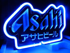 Sb170 Asahi Japan Beer Bar Display Neon Light 3d Acrylic Sign Gift New 11x7
