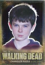 The Walking Dead Season 2 Character Bios Chase Card CB04