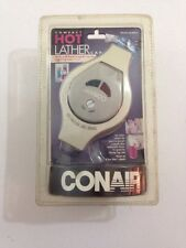 NEW Conair Compact Hot Lather Shaving Dual Voltage Cap HLM5CS