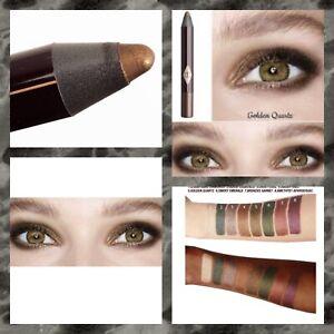 Charlotte Tilbury🍎COLOUR CHAMELEON GOLDEN QUARTZ🔥Sparkling gold Eyeshadow