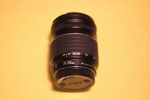 Canon Zoom Lens EF 28-200 1:3.5-5.6 Objektiv auch für Vollformat
