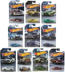Muscle Cars Hot Wheels 2020 American Steel 10pk Complete Set GJW63-999A
