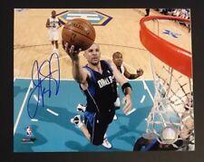 Jason Kidd Mavericks Signed 8x10 Photo Auto Autograph Steiner Coa