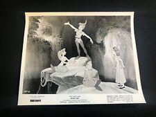 """Vintage 1960's Disney Peter Pan Wendy Mermaids Press Photo 8x10"""" PP-11"""