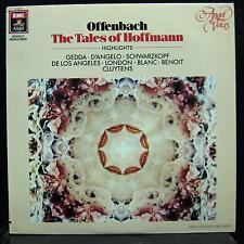 Andre Cluytens - Offenbach Tales Of Hoffmann LP Mint- AV-34077 Vinyl w/Book