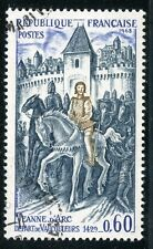 STAMP / TIMBRE FRANCE OBLITERE N° 1579 HISTOIRE / JEANNE D'ARC