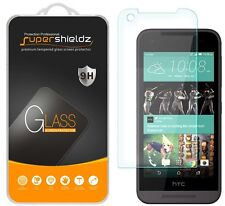 3X Supershieldz HTC Desire 520 Tempered Glass Screen Protector Saver