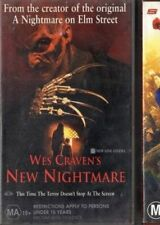 Horror Slasher PAL VHS Movies