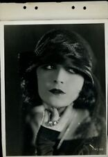 "Pola Negri 1920's Original 8x10"" Key Book Photo #M9321"