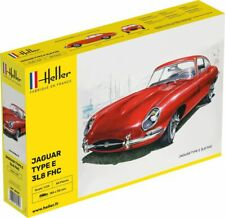 HELLER® 80709 Jaguar Type E 3L8 FHC in 1:24