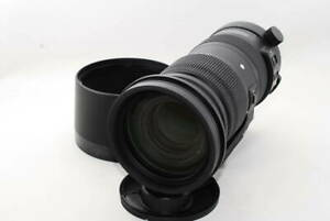 【 Mint in BOX 】 SIGMA 60-600mm F4.5-6.3 DG OS HSM Sports For Nikon From JAPAN 3