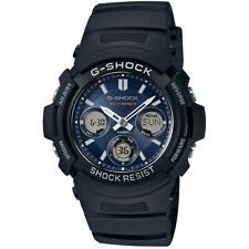 Casio AWGM100SB-2AER G-Shock Solar Powered & Radio Controlled Watch - with Dial
