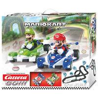 Carrera Go!!! 62362 Mario Kart 8 Loop The Looper Scalextric-Style Slot Race Set
