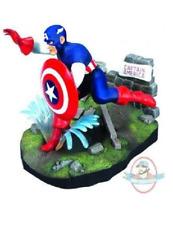 1/8 Scale Captain America Model Kit by Polar Lights