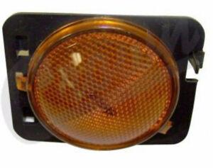 Side Marker Lamp Front Left for Jeep Wrangler JK 2007-2018 55078145AA Crown