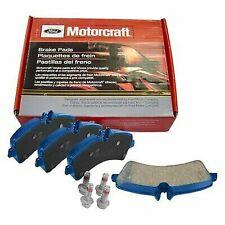 BRSD711 MOTORCRAFT BRAKE PADS FACTORY BOX FIT(2002-11) FORD LINCOLN (LIST BELOW)