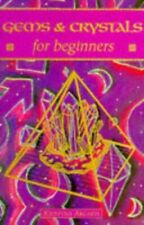 Gems & Crystals For Beginners (ABEG) by Arcarti, Kristyna Paperback Book The