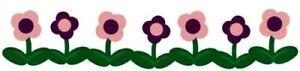 """QuicKutz Lifestyle 12"""" COOKIE CUTTER DIES ----  Flowers"""