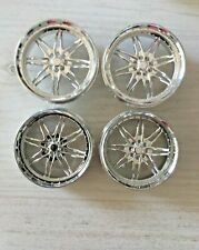 "Tuning Multi spoke 22"" wheels 1/18 scale"