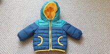 Boys Padded Winter Coat 0-3 Months BHS