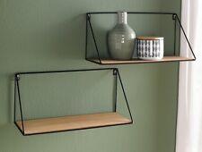 """Wand-Regal """"Puro""""modern schlichtes Design  2er Set Top Angebot"""