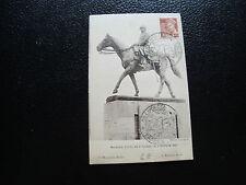 FRANCE - carte postale 24/10/1943 (marechal foch) (cy54) french (Z)