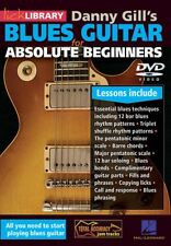 BLUES GUITAR FOR ABSOLUTE BEGINNERS INSTRUCTIONAL DVD