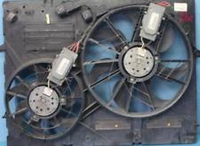 Genuine 03-06 Porsche Cayenne 3.2L V6 Engine Radiator Cooling Fan Shroud TESTED