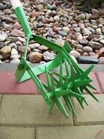 Kultivator Sternfräse Krümler Bodenkrümler Rollhacke  4-Star