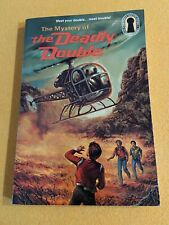 #28 SC The Mystery Of the Deadly Double - Three Investigators