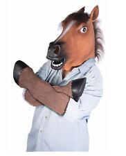 Horse Hooves Hands Hoof Gloves Covers Centaur Satyr Costume Adult Men Women