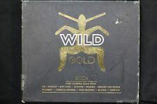 Wild Gold - 2003 - 3 CDs - Zombie Nation - Daft Punk CD 5182- Slipcase - (C479