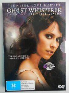 GHOST WHISPERER First 1 Season (6 DVD Set) Region 4