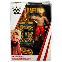 "WWE ULTIMATE FAN PACK ENZO AMORE 6"" ACTION FIGURE"
