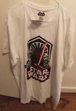 STAR WARS mens' t-shirt, cotton, licensed, size 3XL