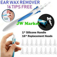 Multifunctional Smart Easy Earwax Removal Spiral Ear Swab Cleaner Safe Tools Hot