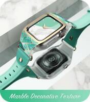 For Apple Watch Series 5 4 3 2 1 Smart Watch Band Case i-Blason Adjustable Strap