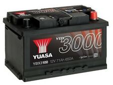 Ford C-Max, Escort, Fiesta Mk6, Focus, Mondeo, Transit YUASA Car Battery YBX3100