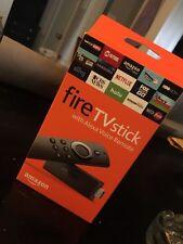 Amazon Fire TV with Alexa Voice Remote Digital HD Media Streamer