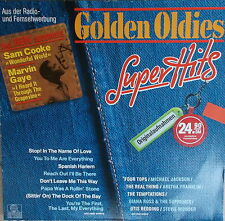 LP Golden Oldies Super Hits,VG++,cleaned,Michael Jackson,Diana Ross,Temtations..