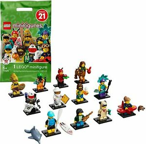 "LEGO 71029 SERIES 21 MINIFIGURES ""PICK YOUR OWN"" FREE POST"
