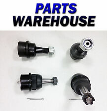 4 Ball Joints Dodge Ram 1500 Upper Lower Kit Set Ships From Usa 3 Year Warranty