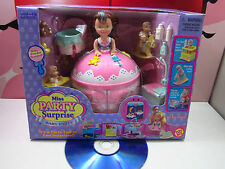 Miss Party Surprise Doll BABY PARTY Jenny 1999 Playset Toy Biz Vintage Rare MISB