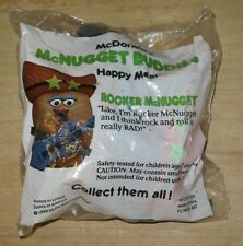 1988 McNugget Buddies  McDonalds Happy Meal Toy -  Rocker