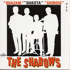 CD Single The SHADOWS Shazam - EP REPLICA - 4-track CARD SLEEVE  + VERY RARE