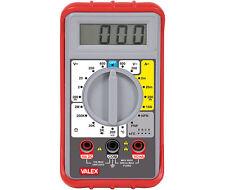 VALEX P4500 TESTER DIGITALE 9V TENSIONI CORRENTE ALTERNATA CONTINUA 9FUNZIONI