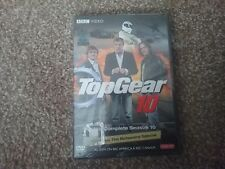 top gear complete season 10 dvd new and sealed free post region 1