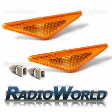 Ford Focus / Mondeo Orange / Amber Side Repeaters / Indicators Lights Lenses