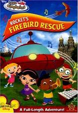 Disney Little Einsteins Rocket's Firebird Rescue Russia Stravinsky Education DVD