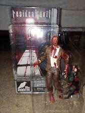 NECA Resident Evil Crimson Head Zombie Action Figure LOOSE COMPLETE